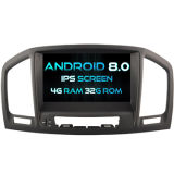 Witson ocho núcleos Android 8.0 alquiler de DVD para Opel Insignia 2008-2011