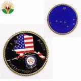 Monete del metallo della bandierina degli S.U.A. del regalo dell'accumulazione