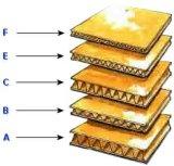 Coin de la pizza de pliage automatique 4/6 la case machine de formage (GK-1100GS)