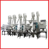 20-30 Machines van de Rijstfabrikant van de ton/Dag de Kleine Automatische