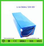 電気手段のためのセリウム48V 12ahのリチウム電池