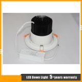 del CREE 35W de la MAZORCA LED del techo lámpara abajo para la iluminación comercial