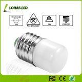 Bombilla suave equivalente ahorro de energía del blanco E26 (E27) LED de la luz 25watt de la noche (2W)