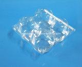 4つのPCSのプラスチックナシ包装ボックスフルーツのクラムシェル