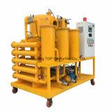 Macchina utilizzata funzionamento automatico del filtro dell'olio del trasformatore di Zyd-a