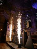 DMX Mini на холодном двигателе свечей зажигания фейерверк для свадьбы