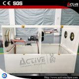 Proteger la maquinaria de envoltorio para el tubo del PVC