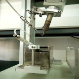 Robot de soudure de bureau de grande précision de la Chine 4-Axis Transfomer