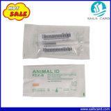 1.4*8mm Veterinärgeräten-Tierkennzeichen-Haustier-Mikrochips