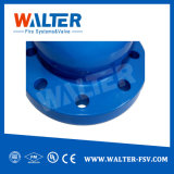 Roheisen-Wasser-Pumpe flanschte Fuss-Rückschlagventil mit Grobfilter