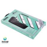 Элегантный печати нестандартного формата бумаги телефон Pase упаковки с подвесной кронштейн
