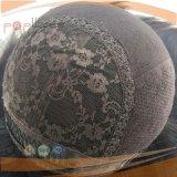 Parrucca superiore di seta anteriore dei capelli del Virgin del merletto (PPG-l-0794)