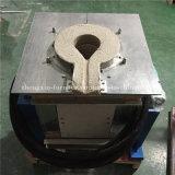 Forno di fusione di piccola induzione per ferro 20kg