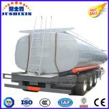 40cbm de Aanhangwagen van de Vrachtwagen van de Brandstof van 3 Assen met Concurrerende Prijs