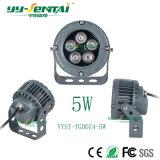 /Square/Garden 점화를 위한 IP66 24W LED 옥외 방수 투광램프