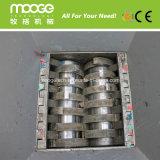 El eje de doble eje / dos tiras de la máquina trituradora de papel / Doble eje shredder