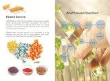 Alimentação de fábrica Chlorella em pó com proteína 55%