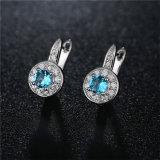 De Juwelen van het Messing van de manier voor de Juwelen van de Bevordering van de Vrouw met AMERIKAANSE CLUB VAN AUTOMOBILISTEN CZ & de Creatieve Juwelen van de Oorring van de Steen (544084705373)