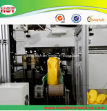 Barril química máquina de moldeo por soplado de botellas de plástico/máquina de hacer garrafa