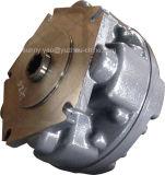 Moteur hydraulique à pistons radiaux, basse vitesse du moteur hydraulique à couple élevé pour sai GM du moteur hydraulique de la série de GM2, GM3, GM4, GM5, GM6