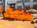 Het Dek ModelYk1235 van Singel van het trillende Scherm voor het Materiële Spleet en Scheiden