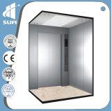 Porte automatique avec l'ascenseur de passager de pièce de machine