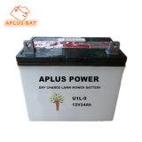 Alto desempenho de CCA U1L9 12V24ah a carregar as baterias do Cortador de Grama