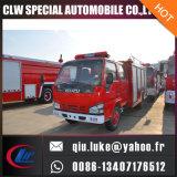 600p 700p Isuzu Wasser-/Schaumgummi-Feuerbekämpfung-LKW der Qualitäts-3cbm- 8cbm mit sehr niedrigem Preis
