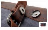 تصميم جديدة شمعيّة نوع خيش [شوولدر بغ] [رترو] أسلوب جلد نوع خيش رسول حقيبة يد ([رس-82063ك])
