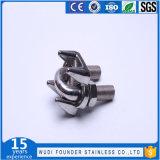 Ss304 или SS316 DIN741 проволочного каната зажимы