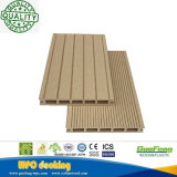 Fissure-Résister au Decking imperméable à l'eau de composé des différentes graines en bois extérieures WPC