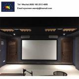 150 pouces 16 : 9 Projecteur mural Ecran de projection à châssis fixe