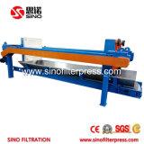 La plaque d'Eaux Usées Filtre automatique Appuyez sur pour Steel Mill