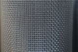 Сетка волнистой проволки нержавеющей стали Ss 304 с отверстием 25mm