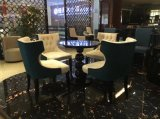 [فوشن] فندق كرسي تثبيت/[سليد ووود] إطار كرسي تثبيت/يتعشّى كرسي تثبيت
