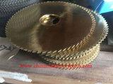 Kanzo hojas de sierra circular HSS para cortar materiales no ferrosos (aluminiums, peroles...)