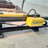 Lochender, Markierung-und Ausschnitt-Maschine CNC Tpl9004 für flachen Stahl
