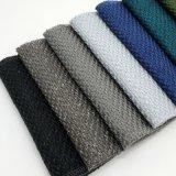 Tela de tapicería teñida hilado de la almohadilla de la silla del sofá de la materia textil del hogar de la tela