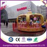 Fairground Diversões Merry Go Round Carousel para viagem de crianças