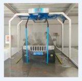Máquina de lavagem automática com espuma e de cera