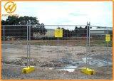 Los paneles galvanizados temporales al por mayor de la cerca del acoplamiento de alambre para la venta