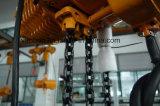 10ton 조정 유형 전기 체인 호이스트 (WBH-10004SF)