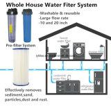De geplooide Filter van de Patroon van de Polyester voor de Reiniging van het Water van het Sediment