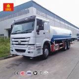 Camion cubico dell'acqua dei tester di Sinotruk HOWO 290pH 25