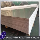 SUS304 de gran tamaño de hoja de acero inoxidable de grado alimenticio para depósito de agua