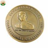 安いカスタム昇進の金属の硬貨