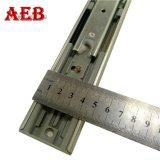 Le tiroir roulement à billes glisse le métal du longeron 45mm de Module de cuisine glissant des pistes avec se fermer doucement