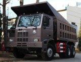 판매를 위한 Sinotruck HOWO 6X4 50tons 광업 덤프 트럭