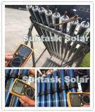 Calentador de agua solar europeo del tubo de calor de la norma de calidad con el reflector del CPC con Keymark solar