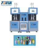 halb automatischer Wasser-Flaschen-Schlag-formenmaschinerie-Maschine des Haustier-2000ml